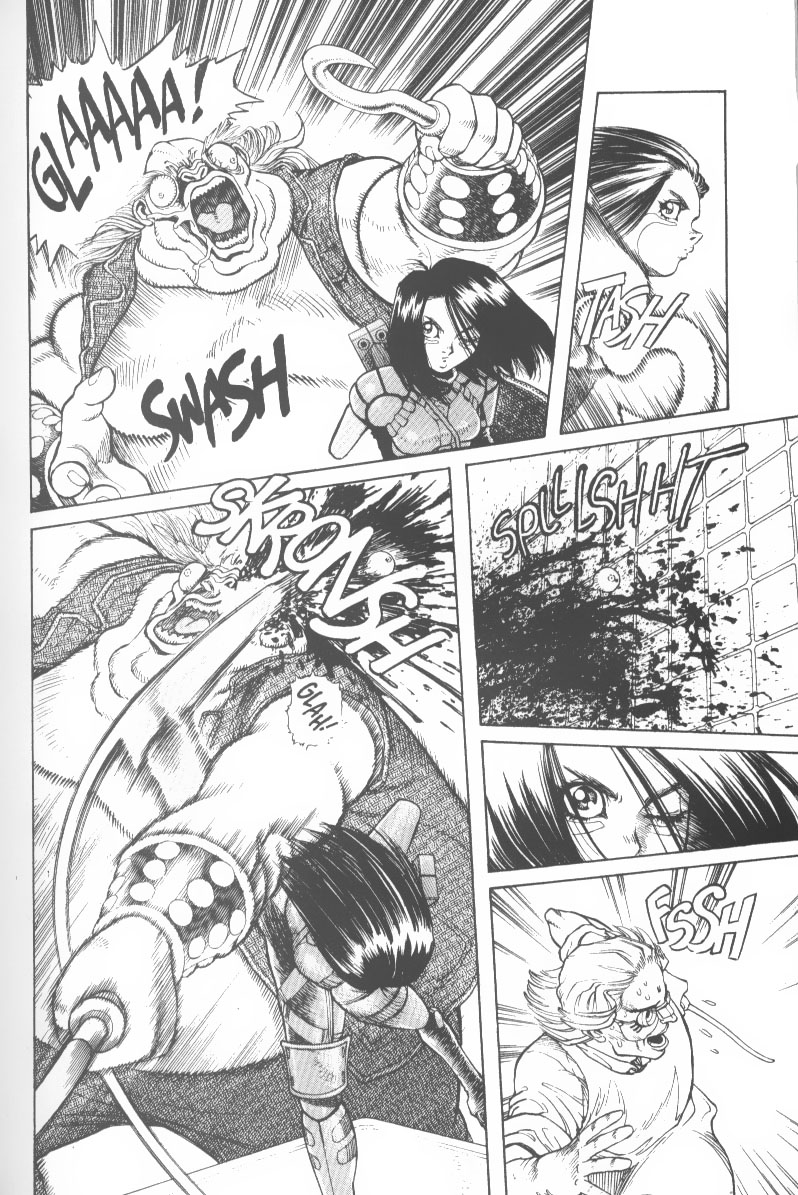 Battle Angel Alita chapter 48 trang 6