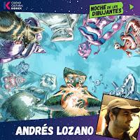 Andrés Lozano