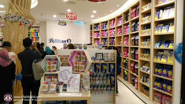 Pelikan Malaysia, The Garden Mall, Mid Valley,