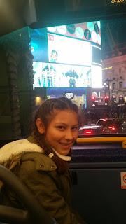 Reisen mit Kindern: London bei Nacht mit Teenager
