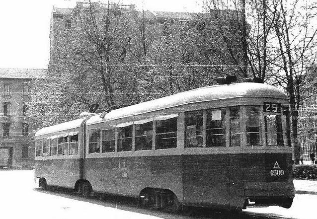 tram milano 4500