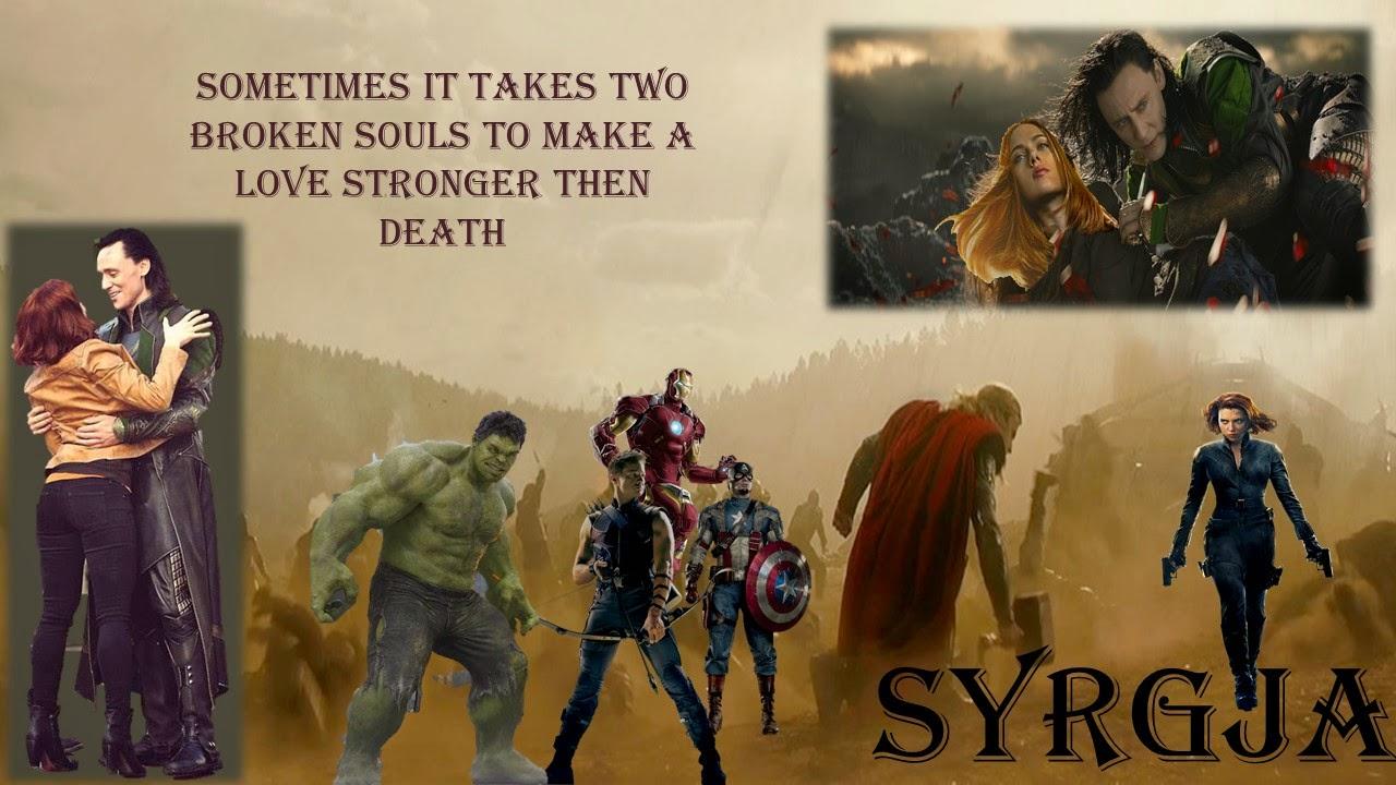 Fanfiction worth re-reading: Syrgja (Loki/Natasha)