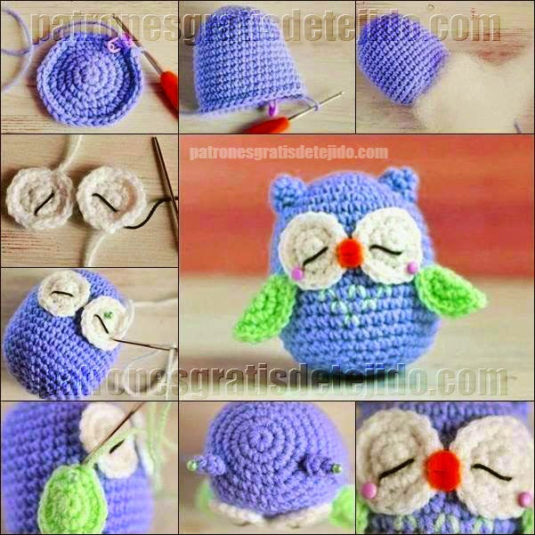 Como tejer un amigurumi con ganchillo video