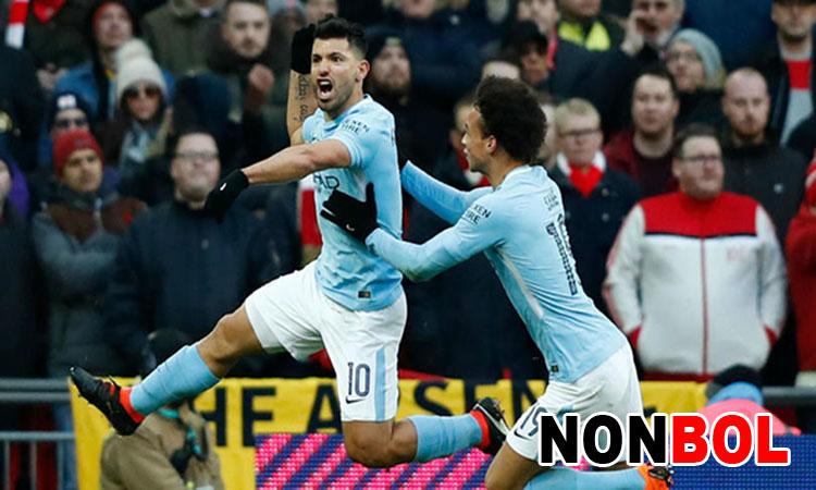 Cuplikan Gol Arsenal 0-3 Manchester City | Final Carabao Cup 2017-2018
