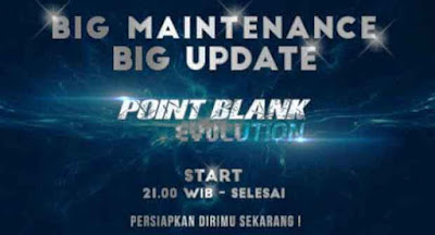 Event PB Evolution Garena Indonesia 11 Juli 2018