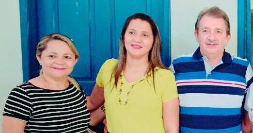 Resultado de imagem para Vania Cristina assume Educação em Chapadinha