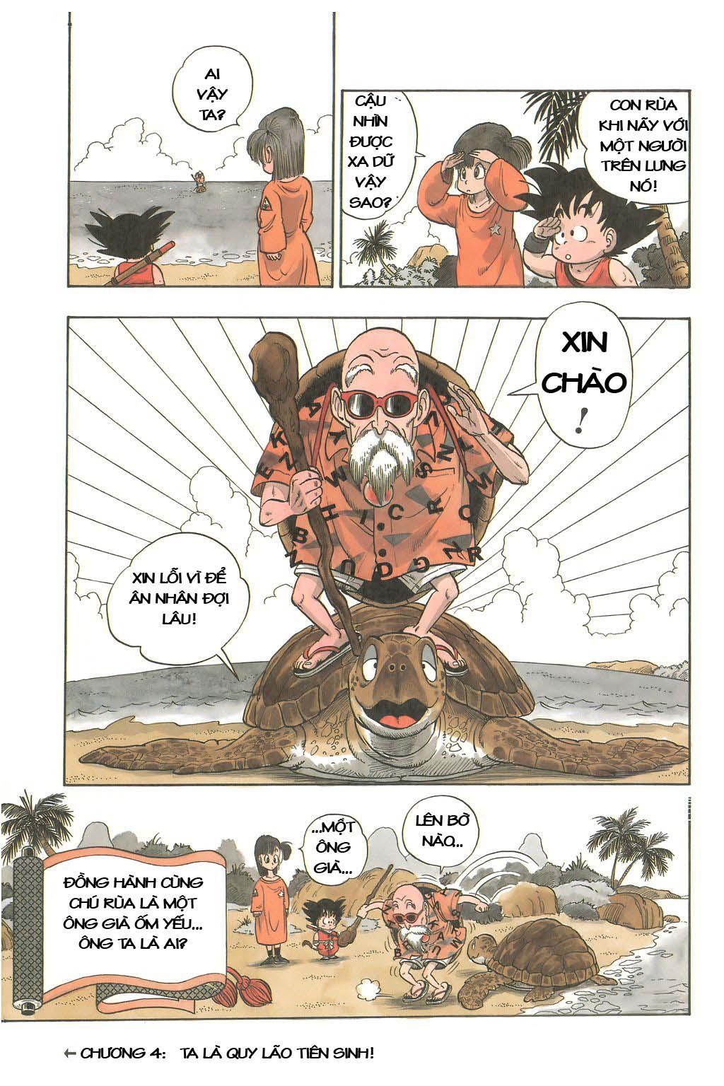 Dragon Ball chap 3 trang 15