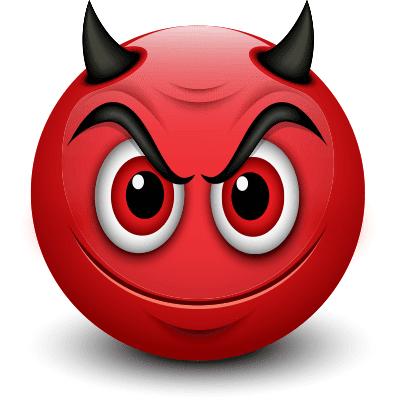Diabolical emoji