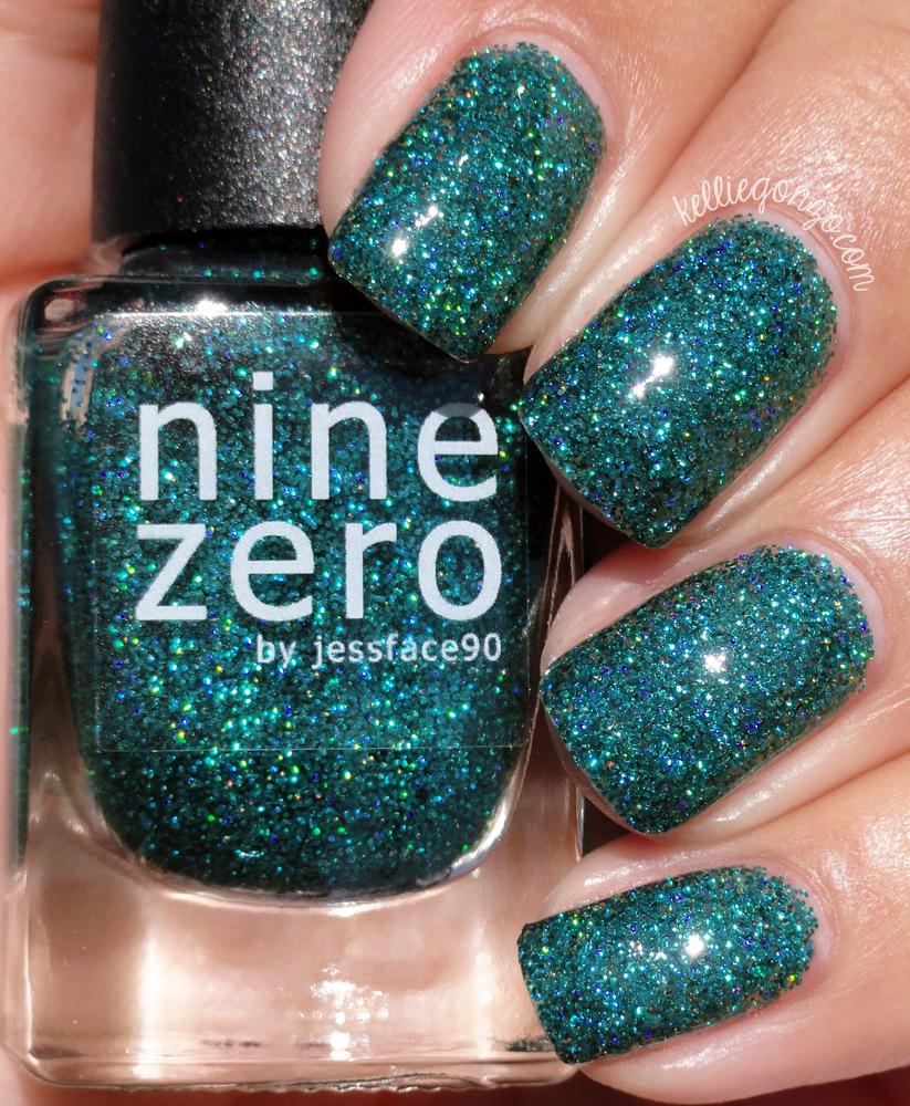 Nine Zero Lacquer Emerald