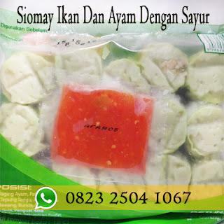 Jual Siomay Ikan & Ayam Dengan Sayur Di Jogja