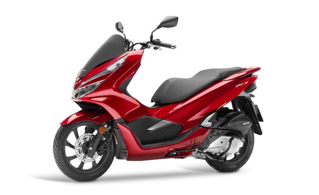 Honda PCX 125 Resmi Diluncurkan Pada September 2018