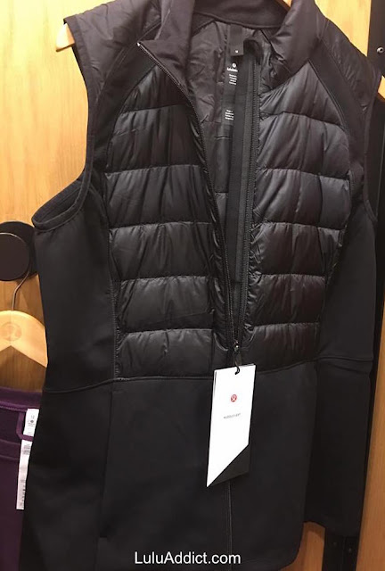 lululemon huddle-up-vest