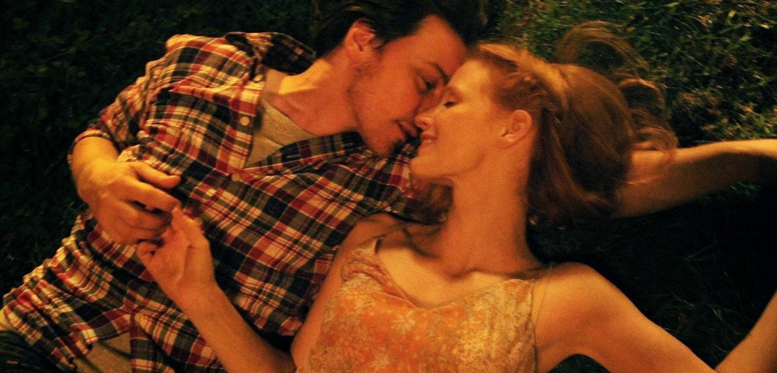 James McAvoy e Jessica Chastain no trailer do romance The Disappearance of Eleanor Rigby