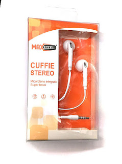 maxexcell cuffia in-ear s6