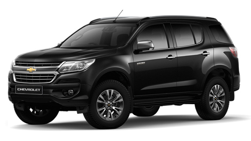 Spesifikasi dan Harga The All New Chevrolet Trailblazer