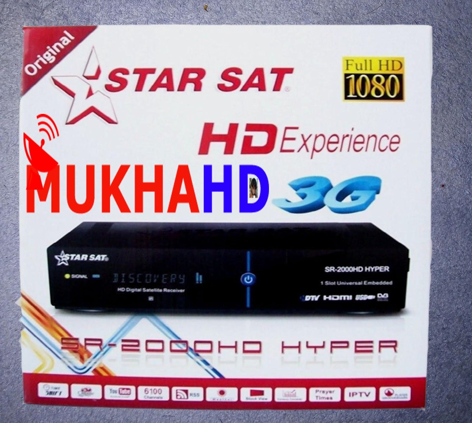 starsat receiver