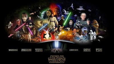 Star Wars The Complete Saga 1-6 สตาร์ วอร์ส Full HQ ทุกภาค