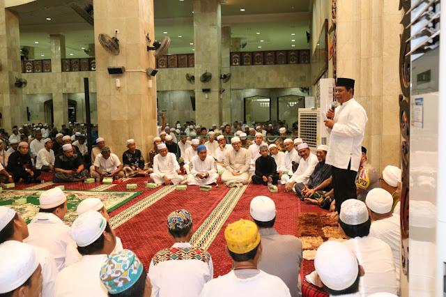 Peringatan Nuzulul Qur'an Paman Birin Ajak Aplikasikan Nilai Al-Qur'an