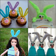 Easter Crafts round-up