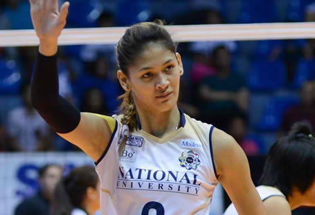 List of Players: National University Lady Bulldogs Shakey's V-League Season 13