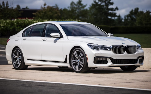 Cars: BMW 7 Series iPerformance