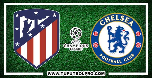 Ver Atlético Madrid vs Chelsea EN VIVO Por Internet Hoy 27 de Septiembre 2017