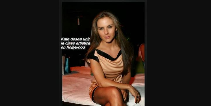 Kate del Castillo Hollywood