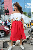 Shriya Saran looks super cute in off shoulder top and Red Skirt ~  Exclusive Celebrities Galleries 072.JPG