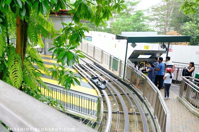 luge & skyride sentosa singapore