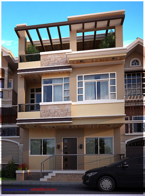 More Than 80 Pictures Of Beautiful Houses With Roof Deck Bahay Ofw