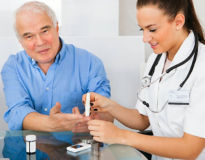 BLOOD GLUCOSE TEST: SCREENING AND DIAGNOSIS