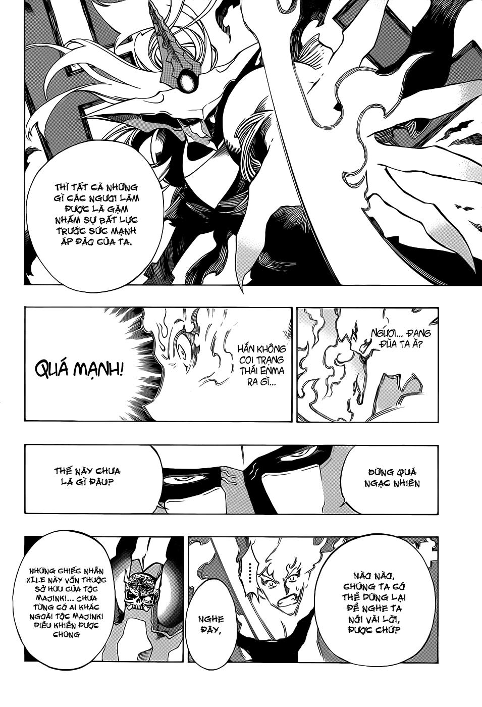 Examurai chapter 007 trang 39