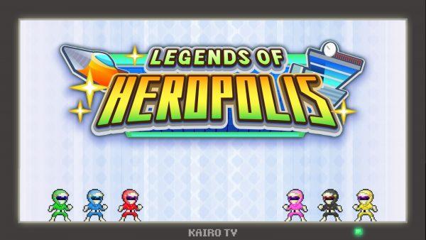 Legend of heropolis apk 1