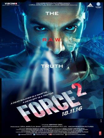 Bollywood movie Force 2 Box Office Collection wiki, Koimoi, Force 2 cost, profits & Box office verdict Hit or Flop, latest update Budget, income, Profit, loss on MT WIKI, Bollywood Hungama, box office india