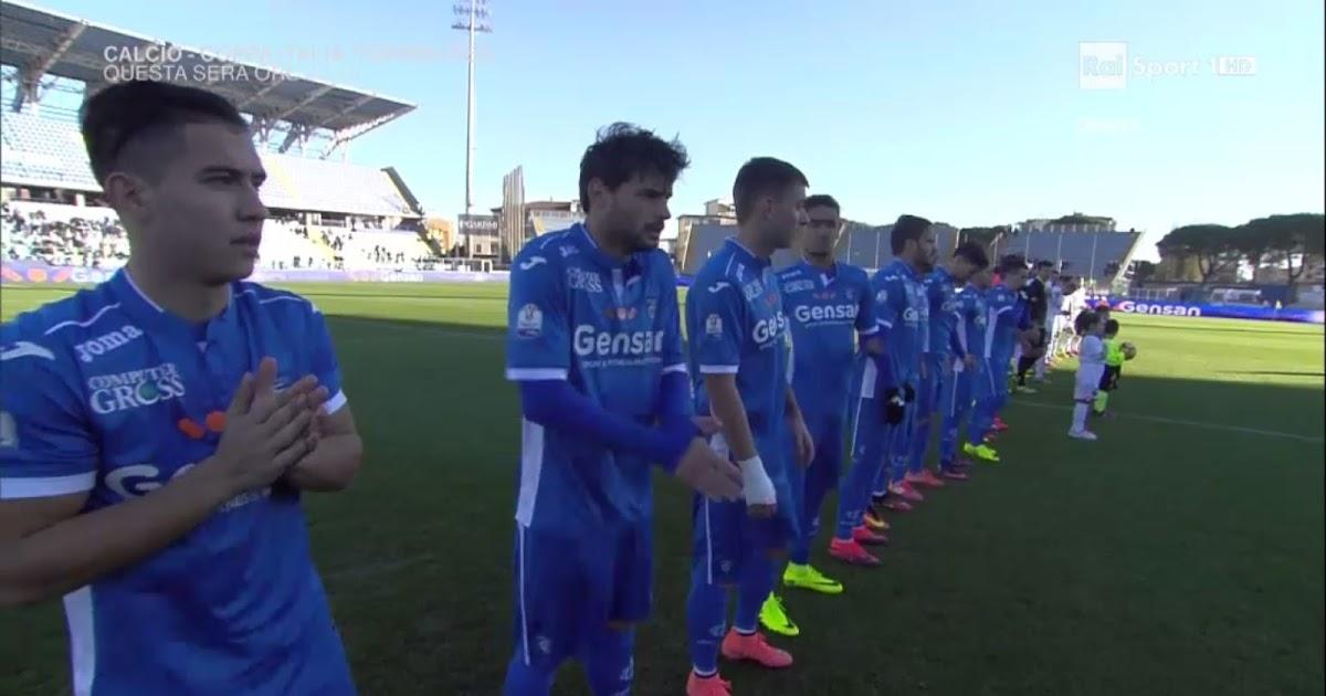 Empoli - Cesena 1-2 4° turno Coppa Italia 16/17