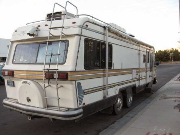 Used Rvs 1984 Holiday Rambler Imperial Motorhome For Sale