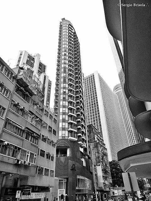Hong Kong - Architecture