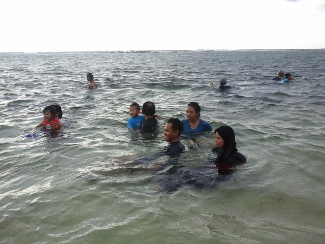 Pantai Cibuaya Diaryanakampung.com