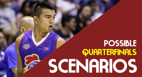 LIST: Magnolia Scenarios Entering the Quarterfinals 2018 PBA Governors' Cup