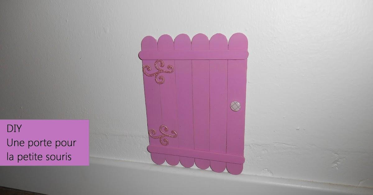 d co une porte pour la petite souris et autres personnages merveilleux by ma lae. Black Bedroom Furniture Sets. Home Design Ideas