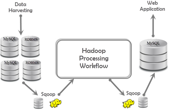 Interacting with Hadoop – What is Sqoop     - Big Intellects