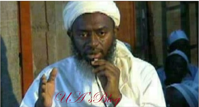 ONLY IGNORANT NORTHERNERS ARE SUPPORTING BUHARI – ISLAMIC CLERIC, AHMAD GUMI