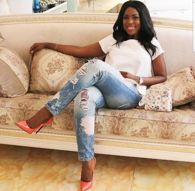 This Is The Truth Behind Linda Ikeji's Mysterious Boyfriend Revealed?!