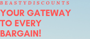 BeastyDiscounts - Your gateway to every bargain!