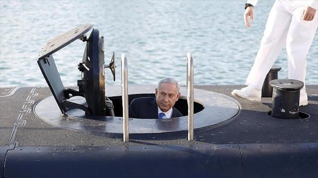 Netanyahu, investigado por la compra de submarinos alemanes