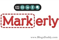 Markerly Social Sharing Widget