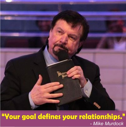 18 Powerful #Quotes of Dr. Mike Murdock In Salvation Ministries Port Harcourt