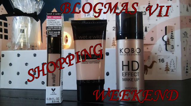 BLOGMAS VII Weekend zakupów || SHOPPINNG WEEKEND