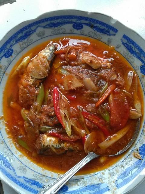 Resep sarden bumbu iris ala rumah makan ciwidey