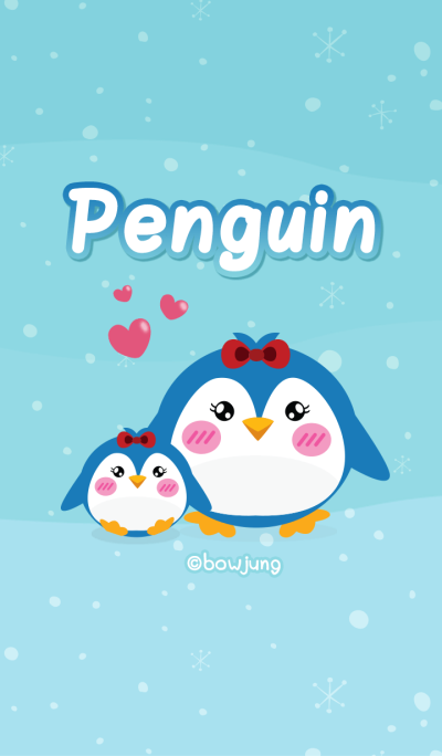 Little Penguin Star